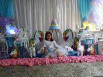 2 Festa 20/01/2018 Isadora em Unicórnio parabéns princesa