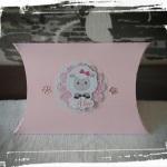 Caixa Almofada ( TODOS OS TEMAS ) R$ 3,50