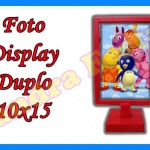 Tamanho da foto 10x15 Cor: Preta, Branca, Verde, Amarela, Vermelha, Azul, Rosa, Pink e Lilás. R$ 7,30