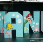 Letra 3D ( TODOS OS TEMAS ) R$ 8,00 cada letra