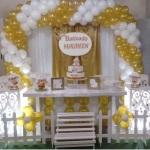 Decoração Ovelhinha  Para chá de bebê , batizado e aniversários