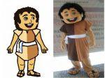 Mascote Davidzinho - Evangelismo  Infantil - Pastor Paulo Roberto - Serra - ES