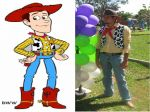 Woody- Toy Story