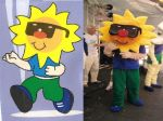 Mascote Solsinho Ciate-Iate Clube de Brasília - Brasília - DF