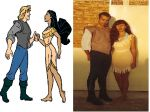 Pocahontas e Cel Smith