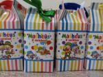 MINI Caixa milk Patati Patatá.     5cm larg e compr x 10cm de altura.