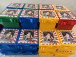 Caixas mdf coloridas, com laço e foto na tampa.   10x10x10cm. TAMANHO SOB CONSULTA.