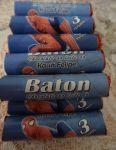 Baton Personalizado Homem Aranha