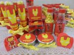 Kit personalizado Homem de Ferro