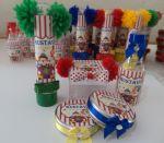 Kit Personalizado Circo Vintage