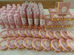 Kit Personalizado Reinado Menina rosa com dourado
