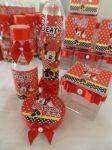Kit Personalizado Minnie Vermelha