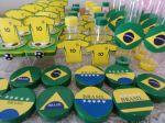 Kit Personalizado Copa do Mundo Brasil