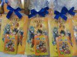 Kit para colorir Dragon Ball Z